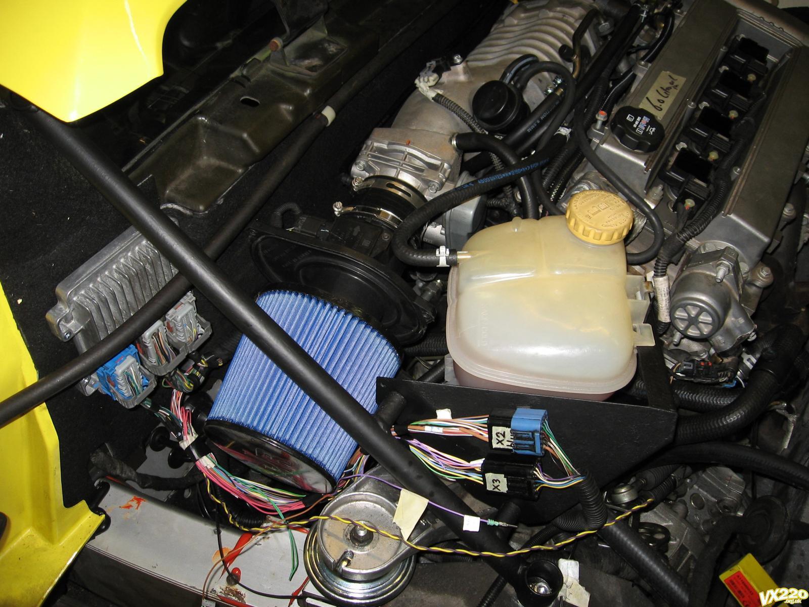 O4 LSJ into a RWD european Opel Speedster Saturn ION RedLine Forums – Lsj Engine Diagram