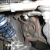 extended fornt lower ball joint