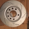OEM Turbo drilled discs2