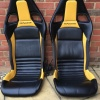 Exige motorspport seats (for sale)