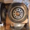 OEM Turbo drilled discs6